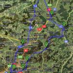 Knapp 70 Kilometer von Bern nach Bern