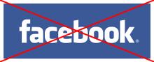 Facebook ist nicht mehr.