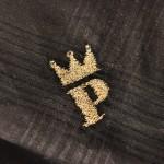 Eine königliche Stickerei