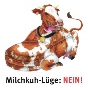 Milchkuh-Lüge: NEIN!
